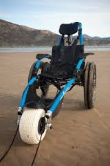 Wheelchair Accessible Beaches- By David