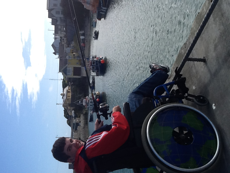 Travelling with a wheelchair user – By David