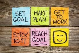Achieving Your Goals by David