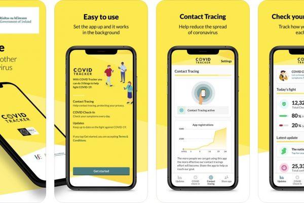 COVID-19 Tracker App By David