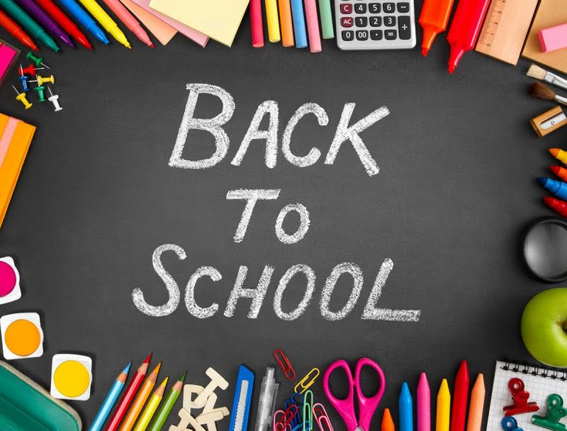 Back to School By David